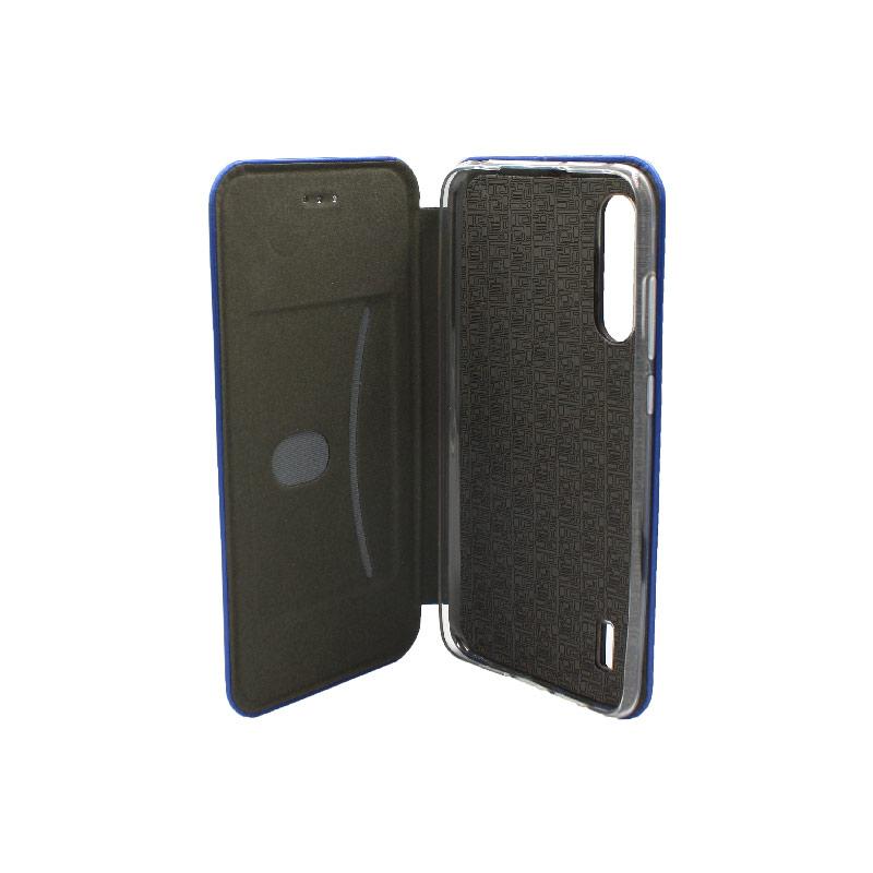 Θήκη Xiaomi Redmi A3 / CC9E Πορτοφόλι με Μαγνητικό Κλείσιμο μπλε 3