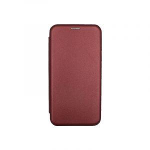 Θήκη Huawei Mate 20 Πορτοφόλι με Μαγνητικό Κλείσιμο μπορντό 1