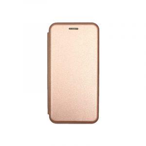 Θήκη Huawei P20 Lite Πορτοφόλι με Μαγνητικό Κλείσιμο ροζ χρυσό 1