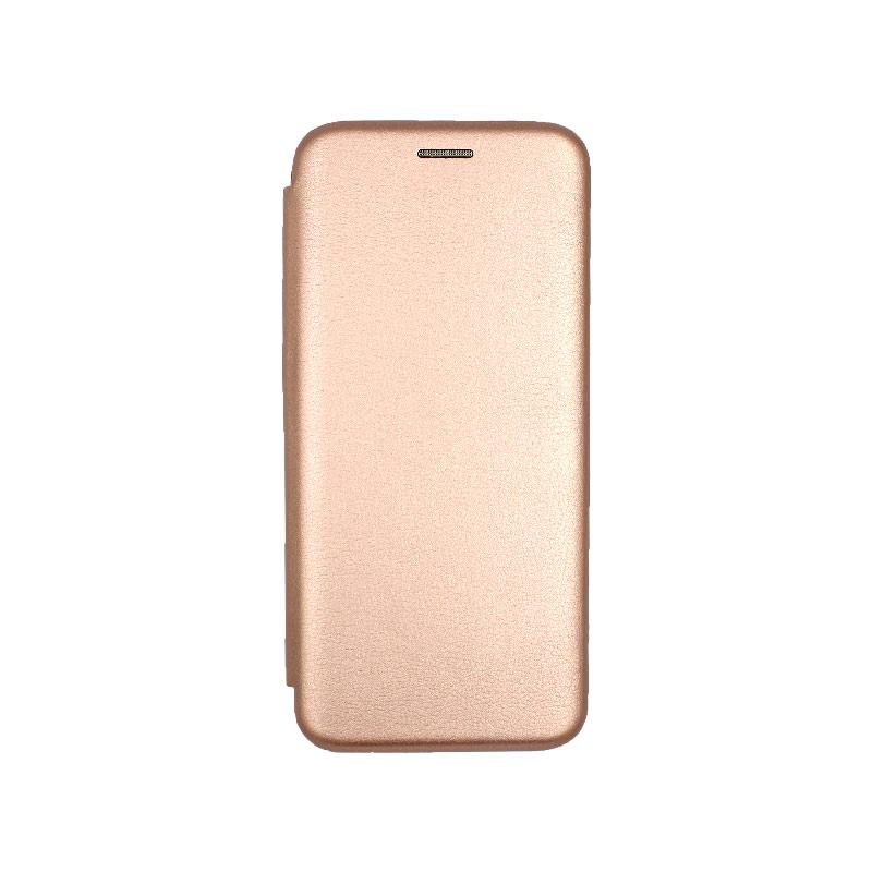 Θήκη Xiaomi Mi 9T / K20 / K20 Pro 9 Πορτοφόλι με Μαγνητικό Κλείσιμο ροζ χρυσό 1