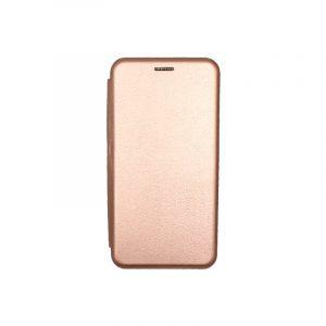 Θήκη Huawei Mate 10 Lite Πορτοφόλι με Μαγνητικό Κλείσιμο ροζ χρυσό 1