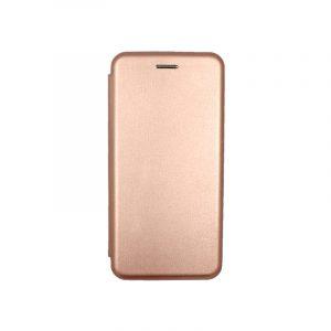 Θήκη Xiaomi Redmi Note 6 Pro Πορτοφόλι με Μαγνητικό Κλείσιμο ροζ χρυσό 1