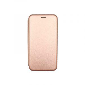 Θήκη Xiaomi Redmi 8A Πορτοφόλι με Μαγνητικό Κλείσιμο ροζ χρυσό 1