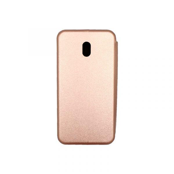 Θήκη Xiaomi Redmi 8A Πορτοφόλι με Μαγνητικό Κλείσιμο ροζ χρυσό 2