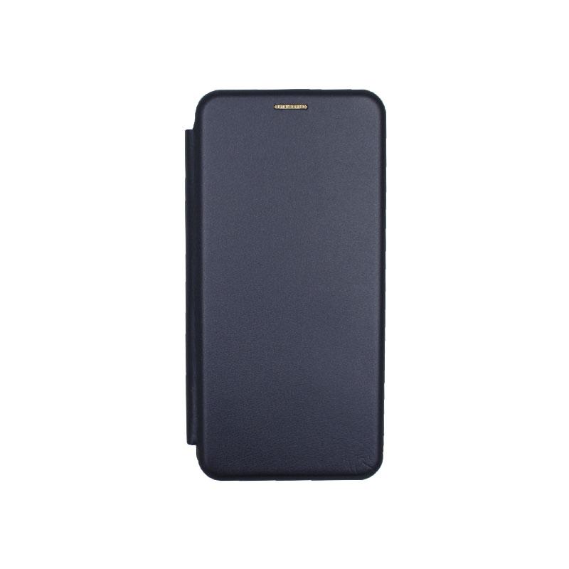 Θήκη Xiaomi Mi 10 / Mi 10 Pro Πορτοφόλι με Μαγνητικό Κλείσιμο σκούρο μπλε 1