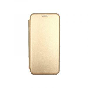 Θήκη Xiaomi Mi 10 / Mi 10 Pro Πορτοφόλι με Μαγνητικό Κλείσιμο χρυσό 1