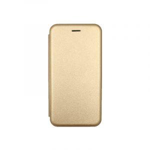 Θήκη Xiaomi Mi 9 Lite / CC9 / A3 Lite Πορτοφόλι με Μαγνητικό Κλείσιμο χρυσό 1