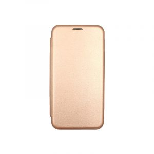 Θήκη Huawei Mate 20 Πορτοφόλι με Μαγνητικό Κλείσιμο ροζ χρυσό 1