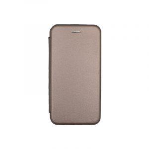 Θήκη Xiaomi Redmi Note 8 Πορτοφόλι με Μαγνητικό Κλείσιμο γκρι 1