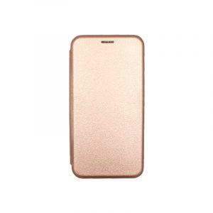 Θήκη Xiaomi Redmi Note 8 Πορτοφόλι με Μαγνητικό Κλείσιμο ροζ χρυσό 1