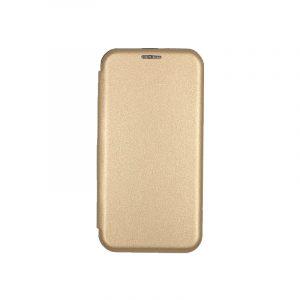 θήκη iphone Xs Max μαγνητικό κλείσιμο χρυσο 1
