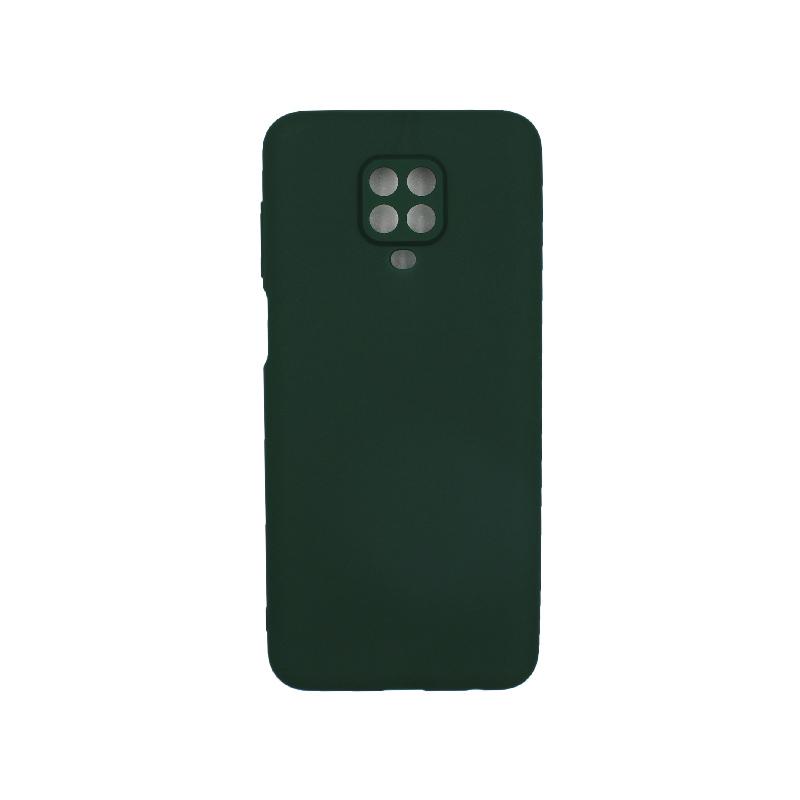 Θήκη Xiaomi Redmi Note 9S / Note 9 Pro / Max Σιλικόνη πράσινο
