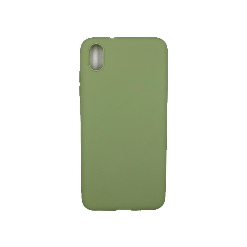 Θήκη Xiaomi Redmi 7Α Σιλικόνη πράσινο
