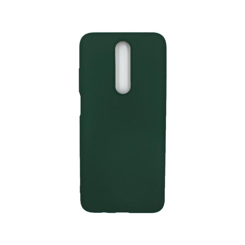 Θήκη Xiaomi Redmi K30 / K30 5G σιλικόνη πράσινο