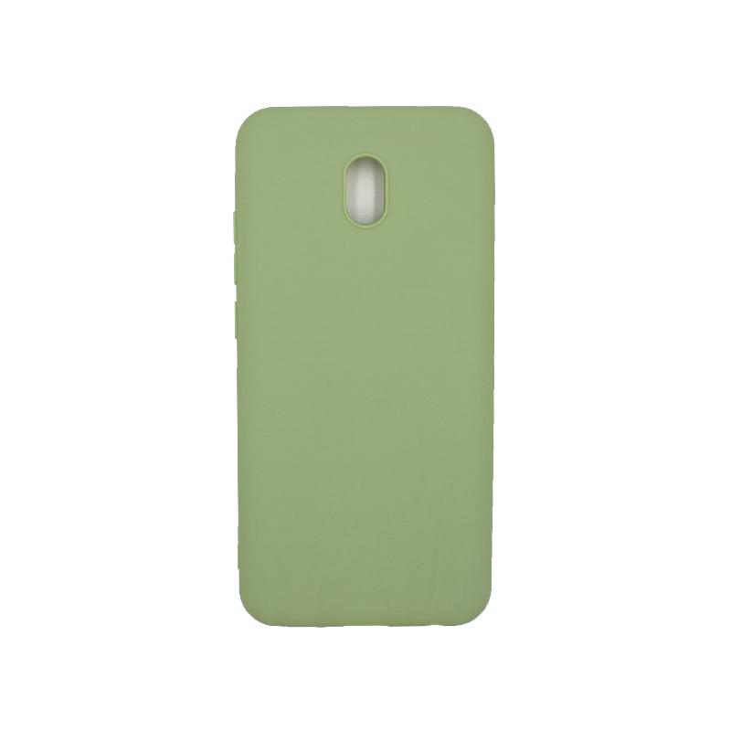 Θήκη Xiaomi Redmi 8A Σιλικόνη πράσινο