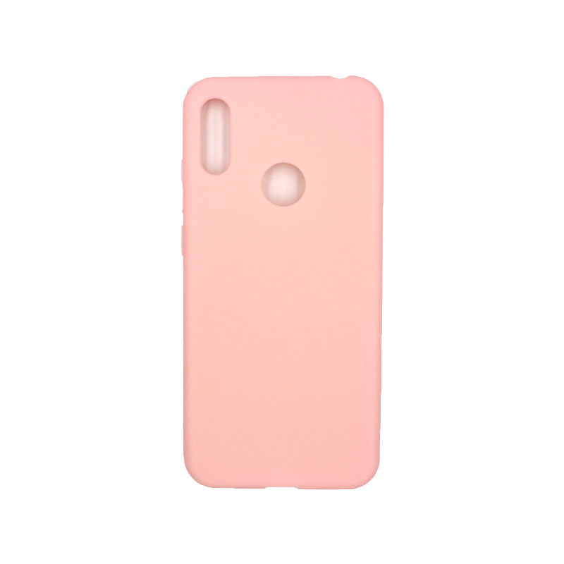 Θήκη Huawei Y6 2019 Σιλικόνη ροζ