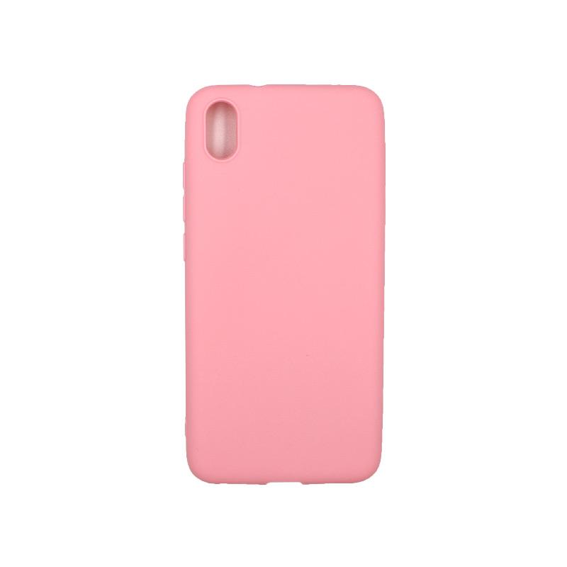 Θήκη Xiaomi Redmi 7Α Σιλικόνη ροζ