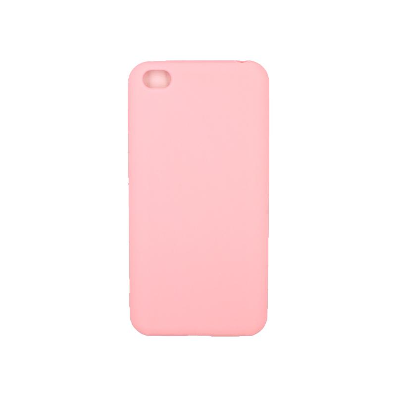 Θήκη Xiaomi Redmi Go Σιλικόνη ροζ