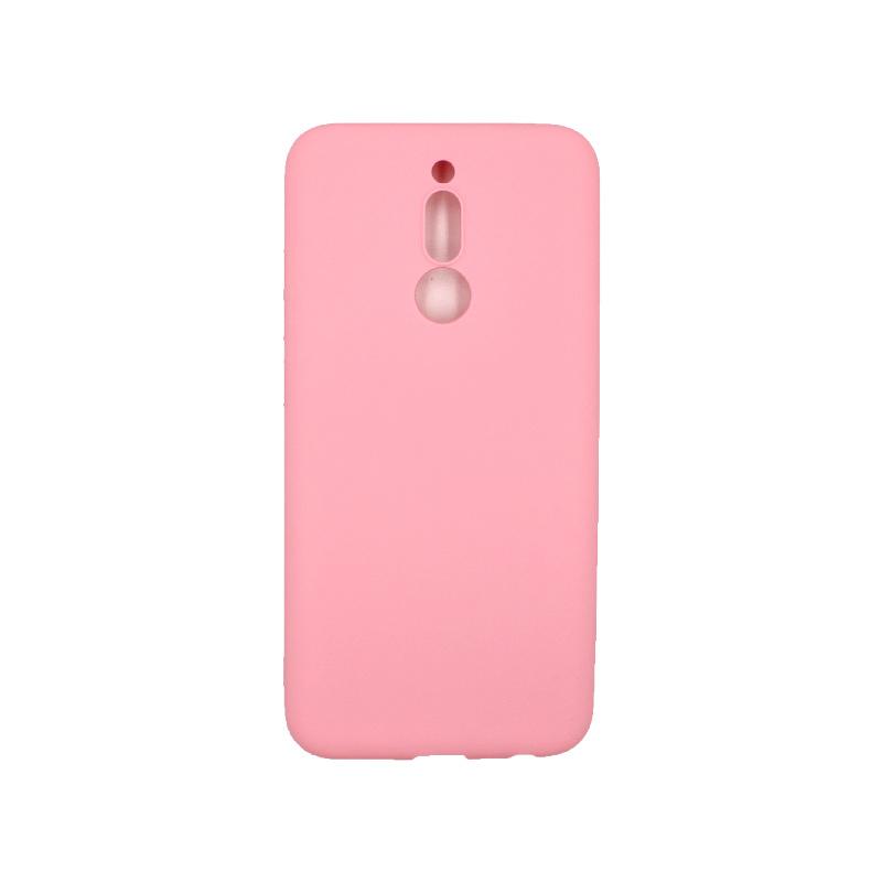 Θήκη Xiaomi Redmi 8 Σιλικόνη ροζ