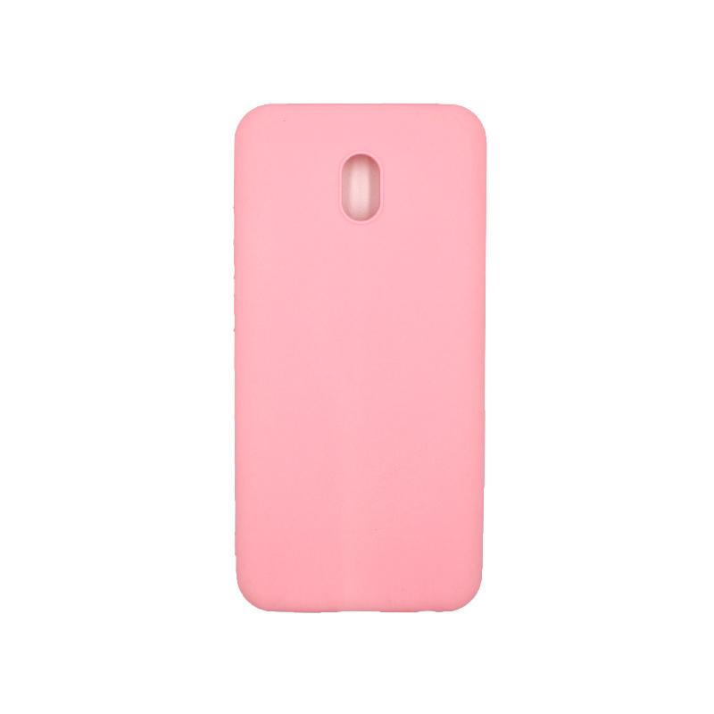Θήκη Xiaomi Redmi 8A Σιλικόνη ροζ