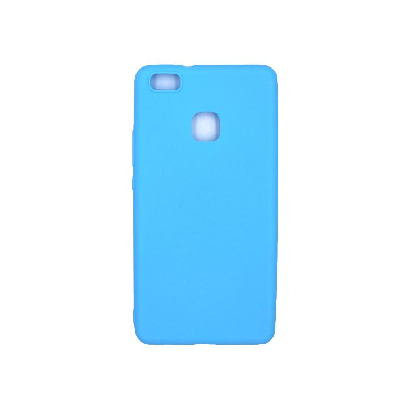 Θήκη Huawei P9 Lite Σιλικόνη γαλάζιο