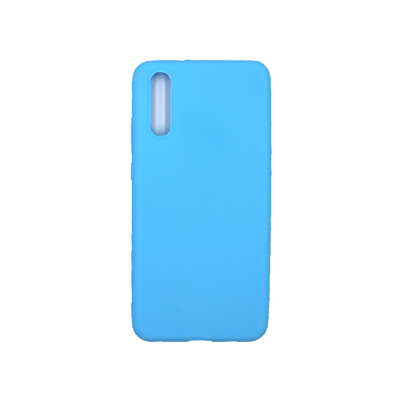 Θήκη Huawei P20 Σιλικόνη γαλάζιο