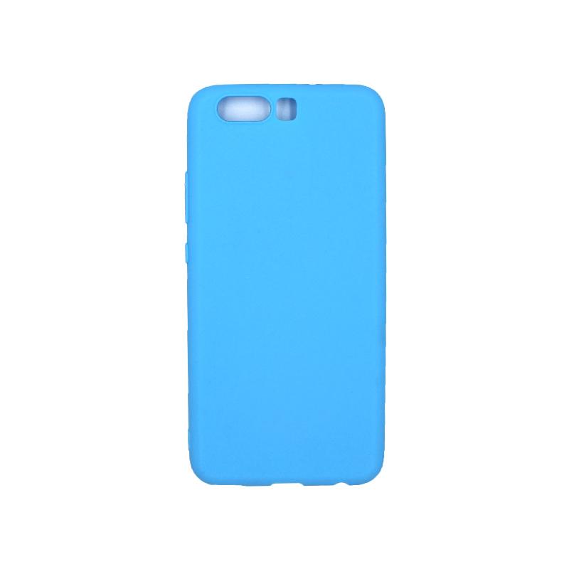 Θήκη Huawei P10 Σιλικόνη γαλάζιο
