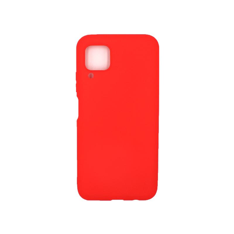 Θήκη Huawei P40 Lite Σιλικόνη κόκκινο