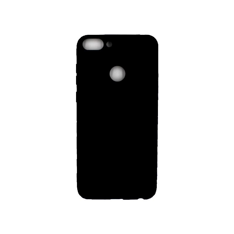 Θήκη Huawei P Smart Σιλικόνη μαύρο