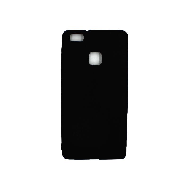 Θήκη Huawei P9 Lite Σιλικόνη μαύρο