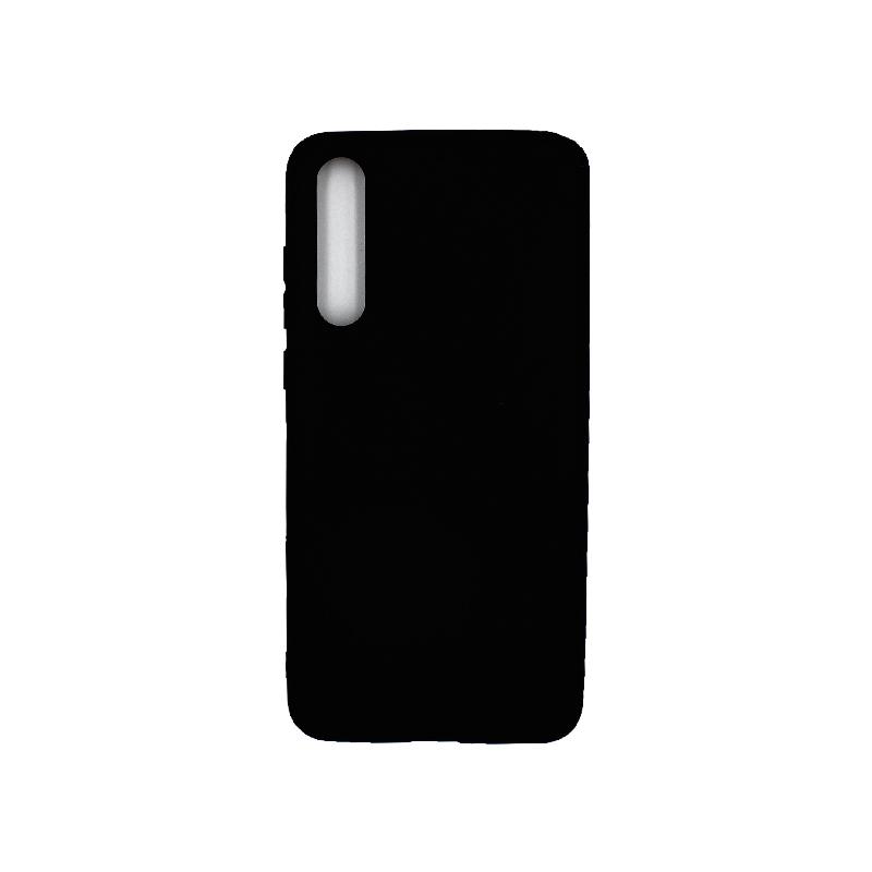 Θήκη Huawei P20 Pro Σιλικόνη μαύρο