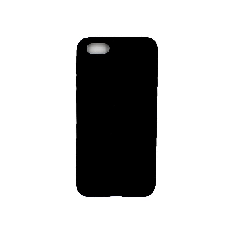 Θήκη Huawei Y5 2018 Σιλικόνη μαύρο