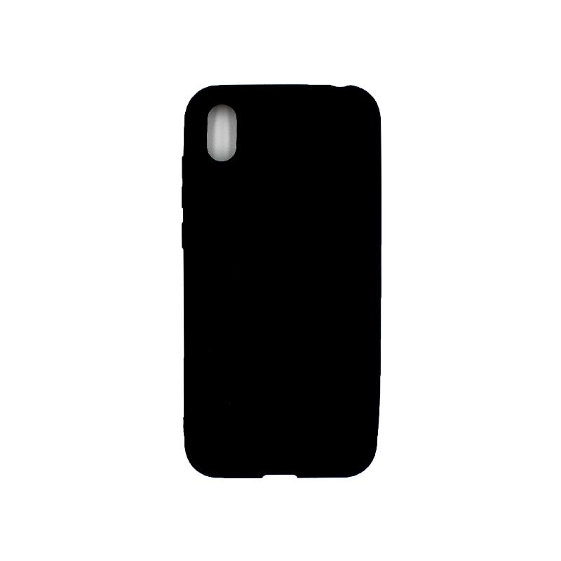 Θήκη Huawei Y5 2019 Σιλικόνη μαύρο