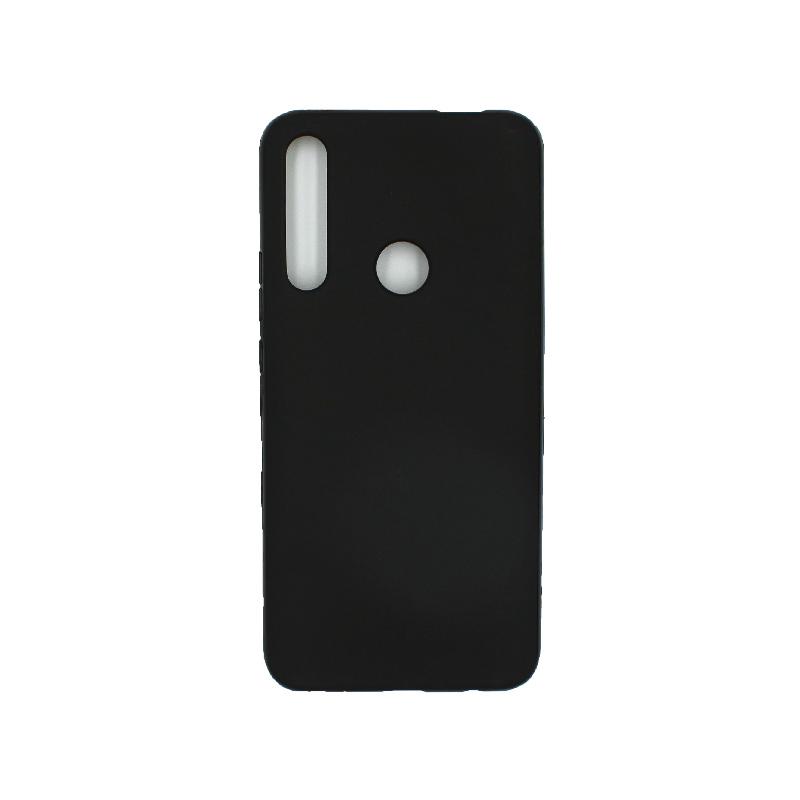 Θήκη Huawei P Smart Z Σιλικόνη μαύρο