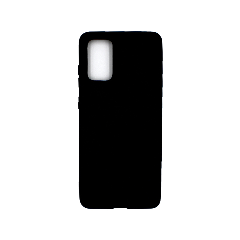 Θήκη Samsung Galaxy S20 Plus Σιλικόνη μαύρο