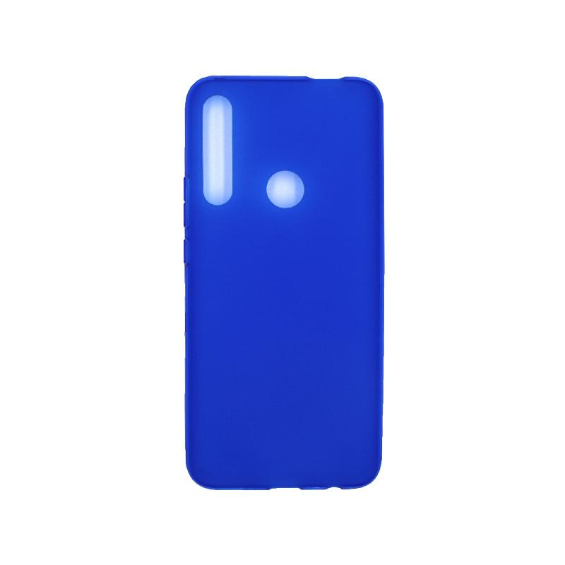 Θήκη Huawei P Smart Z Σιλικόνη μπλε