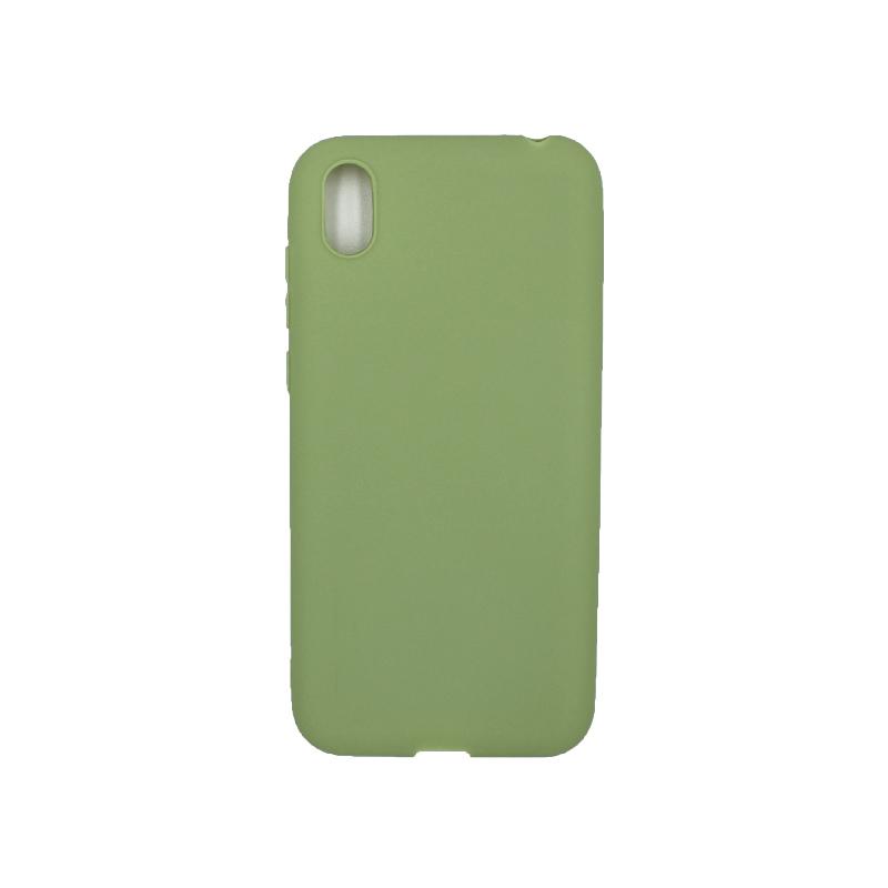 Θήκη Huawei Y5 2019 Σιλικόνη πράσινο