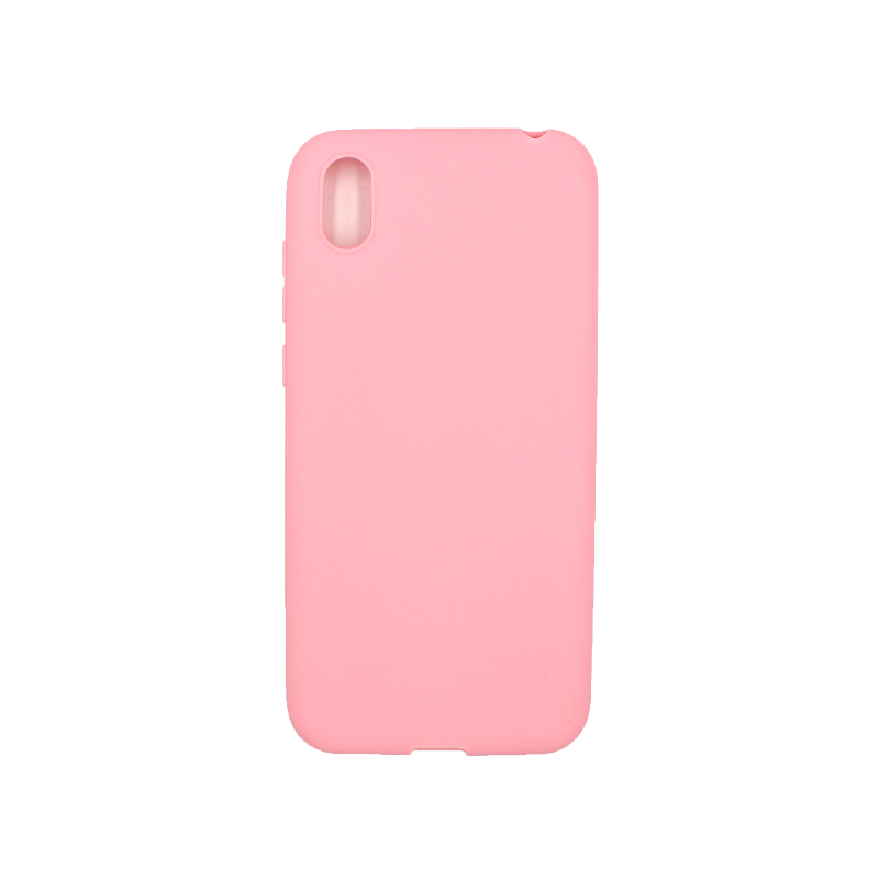 Θήκη Huawei Y5 2019 Σιλικόνη ροζ