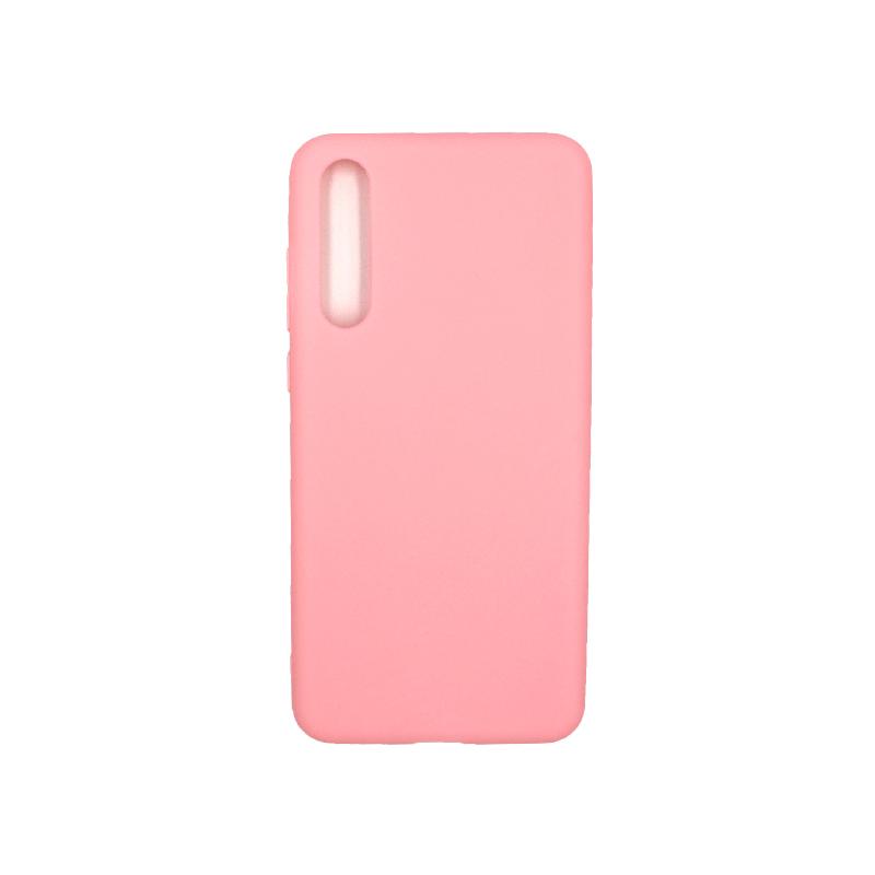 Θήκη Huawei P20 Pro Σιλικόνη ροζ