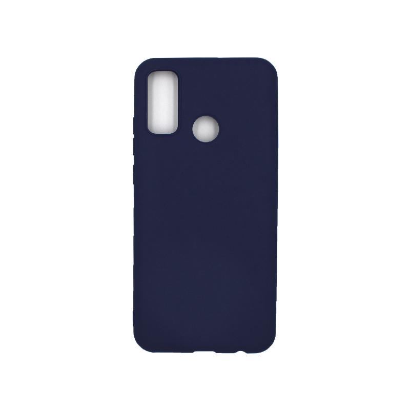 Θήκη Huawei P Smart 2020 Σιλικόνη μπλε