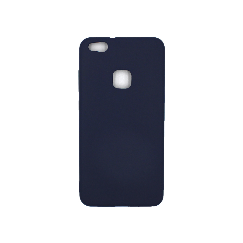 Θήκη Huawei P10 Lite Σιλικόνη μπλε