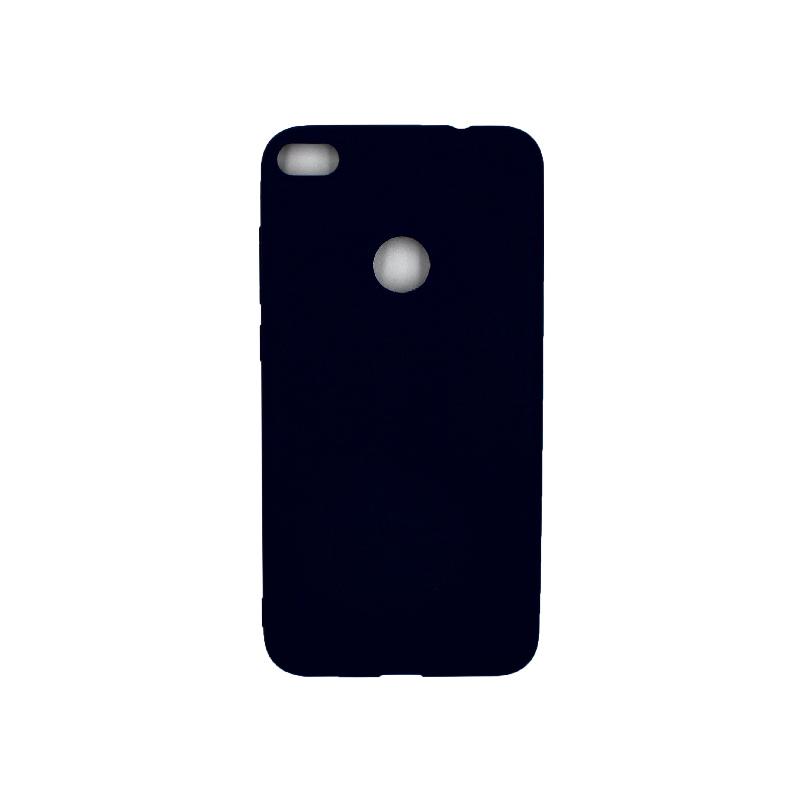 Θήκη Huawei P8 / P9 Lite 2017 Σιλικόνη μπλε