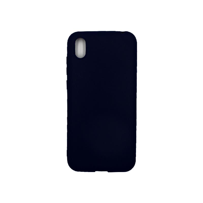 Θήκη Huawei Y5 2019 σκούρο μπλε