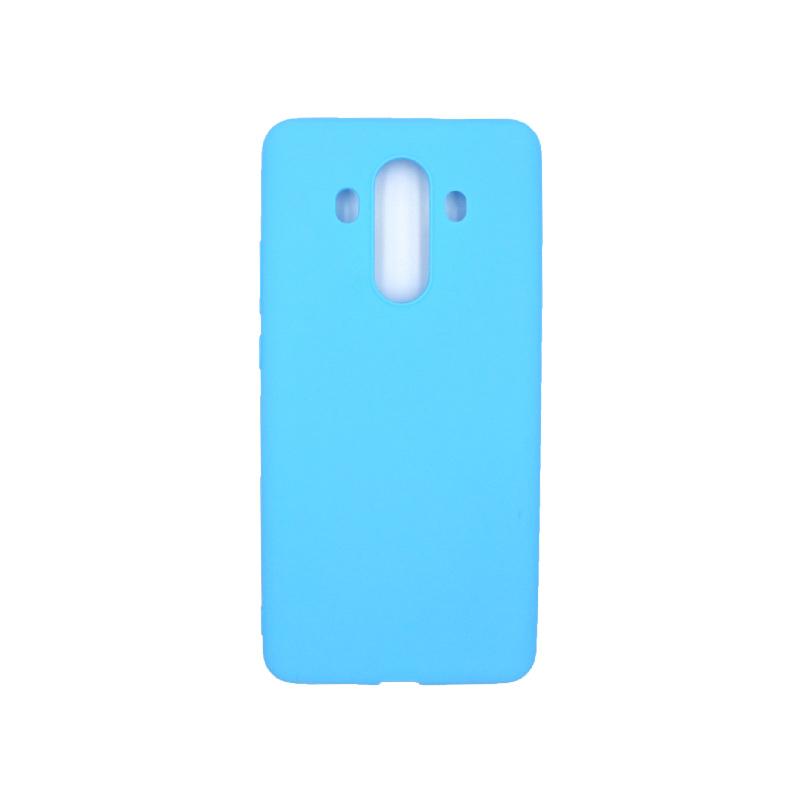 Θήκη Huawei Mate 10 Pro Σιλικόνη γαλάζιο