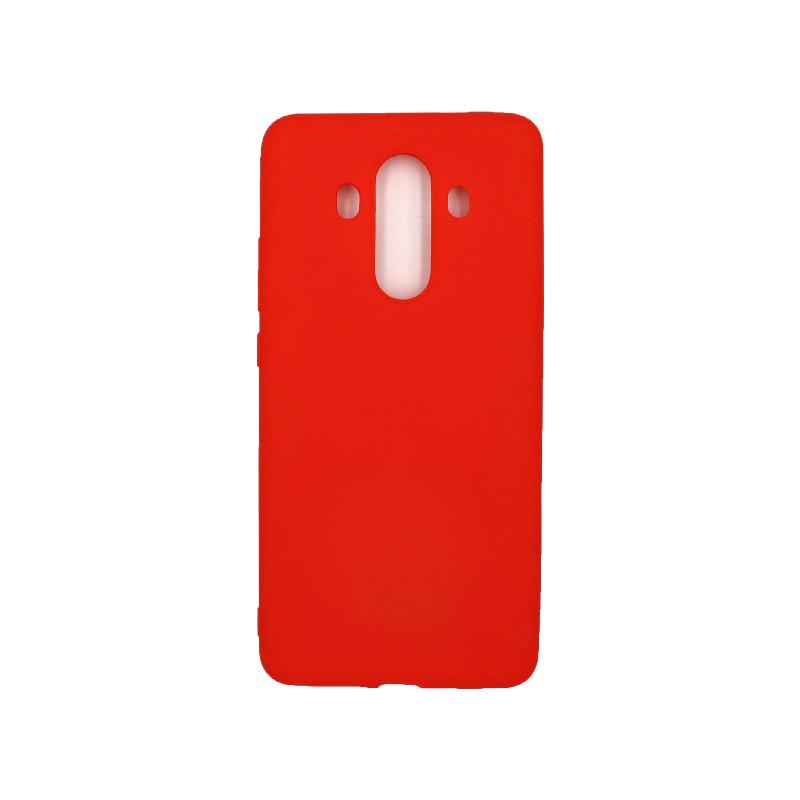 Θήκη Huawei Mate 10 Pro Σιλικόνη κόκκινο
