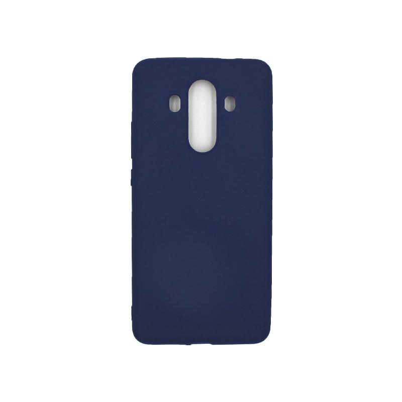 Θήκη Huawei Mate 10 Pro Σιλικόνη μπλε