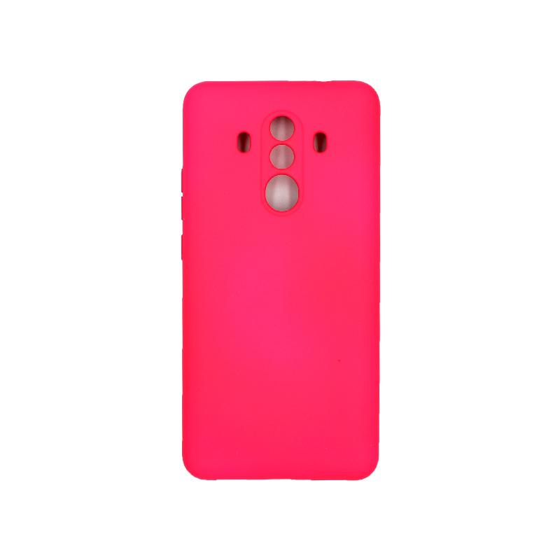 Θήκη Huawei Mate 10 Pro Silky and Soft Touch Silicone φουξ 1