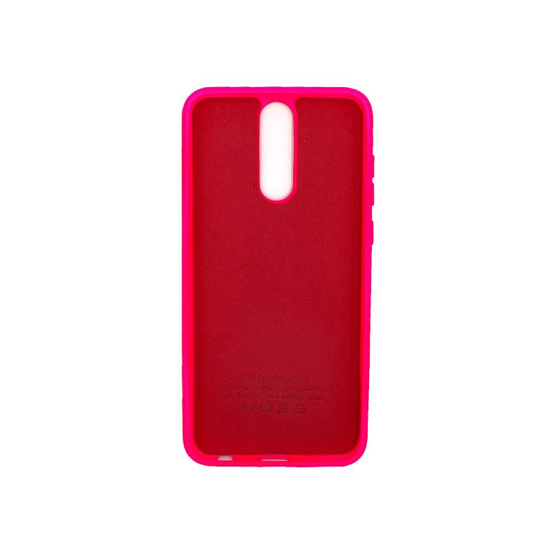 Θήκη Huawei Mate 10 Lite Silky and Soft Touch Silicone φουξ 2