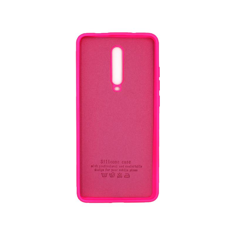 Θήκη Xiaomi Mi 9T / K20 / K20 Pro 9 Silky and Soft Touch Silicone φουξ 2
