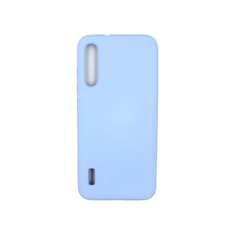 Θήκη Xiaomi Redmi A3 / CC9E Silky and Soft Touch Silicone γαλάζιο 1